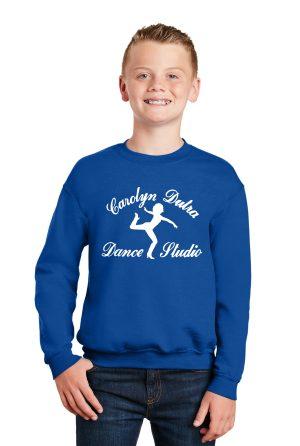 Gildan® - Youth Heavy Blend™ Crewneck Sweatshirt